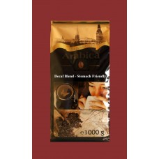 Decaf Blend - Stomach Friendly Arabica Coffee Beans 1kg