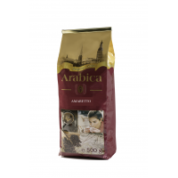 Amaretto Flavored Coffee Beans 500g