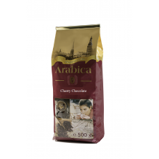 Cherry Chocolate Flavored Coffee Beans 500g