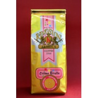 Cream Brulle Flavored Grounded Coffee 250g