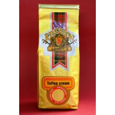 Toffee Cream Flavored Grounded Coffee 250g